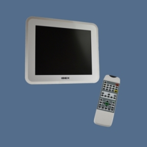 ibex-lcd-and-remote-300x300 IBEX Acuity & Patient Education System