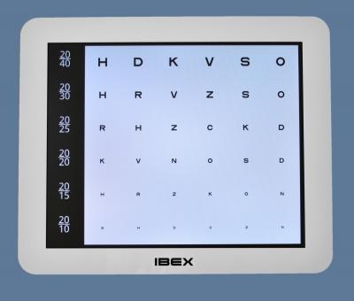 Square – Snellen Letters