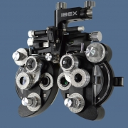 IBEX Manual Refractor Side View