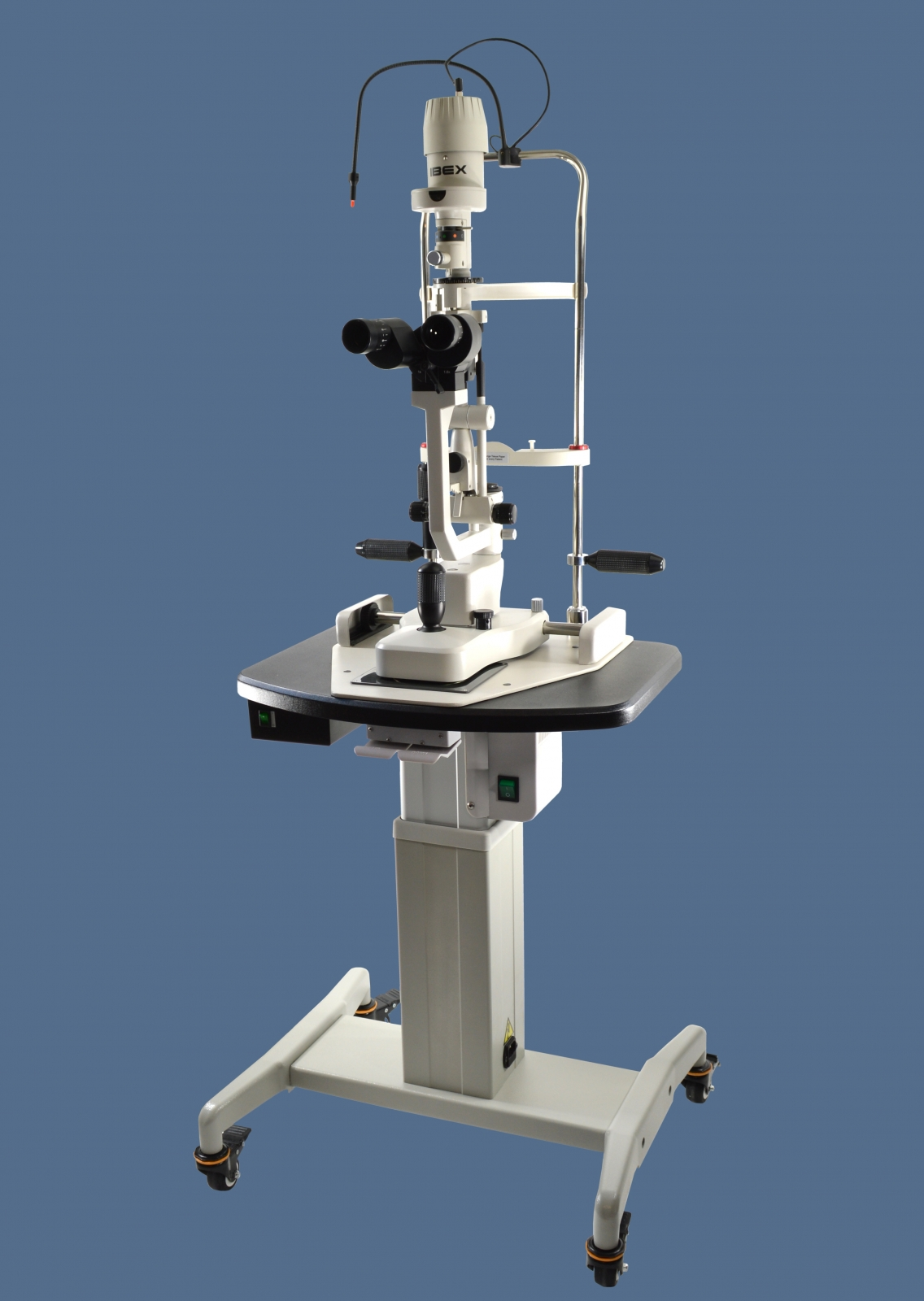 Ibexeye awesome slit lamp ibex portable 2 step led slit lamp ibex portable 2 step led slit lamp aloadofball Choice Image